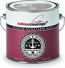 colourcourage L709449L08 Premium matt Old Tile