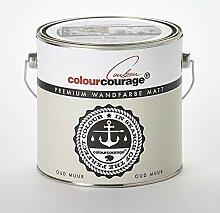 colourcourage L709449L09 Premium matt Oud Muur