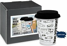 Colouring Travel Self Made Mug
