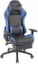 colourliving Gamer Stuhl Bürostuhl Racer Stuhl