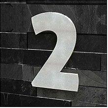Colours-Manufaktur Hausnummer Nr. 2 - Schriftart: