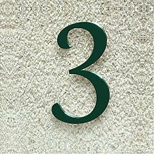 Colours-Manufaktur Hausnummer Nr. 3 - Schriftart:
