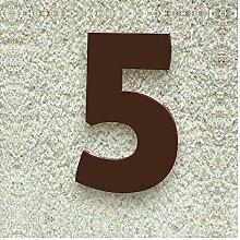 Colours-Manufaktur Hausnummer Nr. 5 - Schriftart: