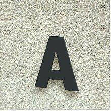 Colours-Manufaktur Hausnummer Nr. A - Schriftart: