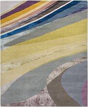 Colours Teppich von Knots Rugs