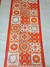 COM-ART Die Meterware Küche Teppich PVC Steingut