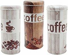 com-four® 3X Kaffeepaddosen, Dekodose,