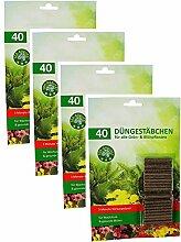 com-four® Blumendünger Düngestäbchen (160)