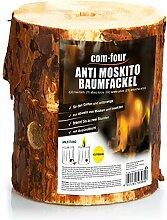 com-four® Schwedenfeuer zur Abwehr von Mücken