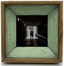 COME HOME Bilderrahmen Collage, Bilderrahmen Holz,