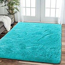 Comee Weicher Wohnzimmer-Teppich für