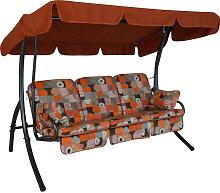 Comfort Hollywoodschaukel (3-Sitzer) Design Gera