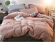 Comfort Spaces 4-teiliges Set Bedruckte
