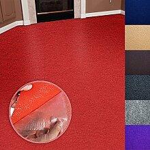 Comfort Teppichfliesen Nadelfilz | rot |
