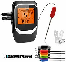 COMLIFE digitales fleisch-thermometer und sonden
