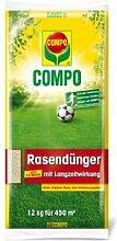 Compo 17409 Rasendünger mit Langzeitwirkung 12 kg