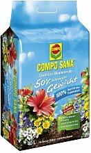 Compo 22201 Sana Qualitäts-Blumenerde, 40 L