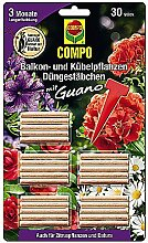 COMPO Balkon- und Kübelpflanzen Düngestäbchen