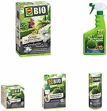 Compo Bio Gehölz-Langzeit-Dünger mit Schafwolle,
