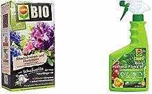COMPO Bio Rhododendron Langzeit-Dünger für