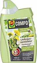 Compo Bio Unkrautvernichter Herbistop, 1000 ml