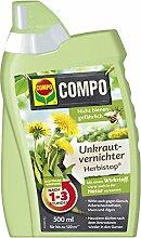 COMPO Bio Unkrautvernichter Herbistop, Bekämpfung