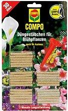 Compo Blühpflanzen Düngestäbchen mit Guano 30
