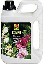 COMPO Blumendünger mit Guano 2,5 l (PGfl 2,5)