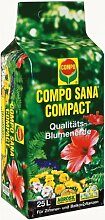 COMPO Blumenerde 25l COMPO SANA Beutel mit