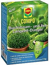 COMPO Buchsbaum- und Ilex Langzeit-Dünger für