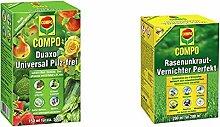 Compo Duaxo Universal Pilz-frei, Bekämpfung von