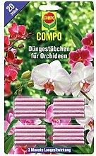 COMPO Düngestäbchen für Orchideen, 3 Monate