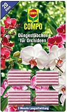 Compo Duengestäbchen Orchidee, 20er Pack