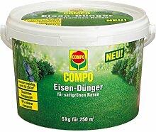 COMPO Eisen-Dünger 5 kg für 250 m² (CED 5 HP)