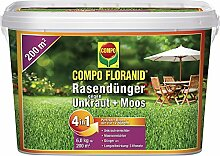 Compo FLORANID® Rasendünger 4in1 6kg