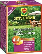 COMPO FLORANID® Rasendünger COMPO RASENDÜNGER