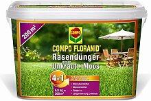 COMPO FLORANID® Rasendünger gegen Unkraut+Moos