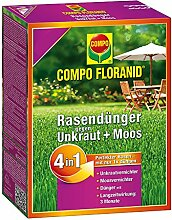 COMPO FLORANID® Rasendünger gegen Unkraut + Moos