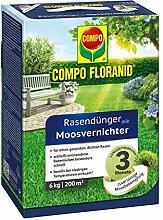 COMPO Floranid Rasendünger mit Moosvernichter 6