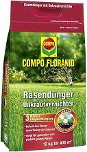 Compo Floranid Rasendünger mit Unkrautvernichter