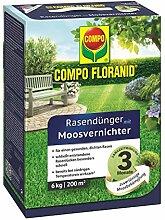 Compo Floranid Rasendünger MV mit Moosvernichter