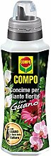 Compo Flüssigdünger für Blühpflanzen mit