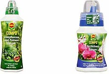 COMPO Grünpflanzen- und Palmendünger für alle