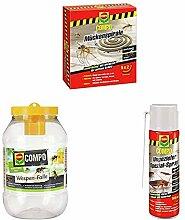 Compo Mückenspirale, Schutz vor Stechmücken und
