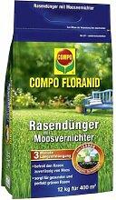COMPO MV RASEN Floranid®, Moosvernichter mit