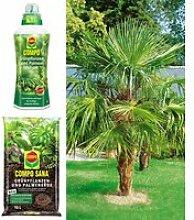 COMPO®  Palmendünger  & Palmenerde &