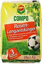 COMPO Rasen-Langzeitdünger, 3 Monate