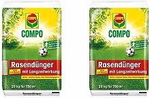 COMPO Rasendünger mit Langzeitwirkung 40kg