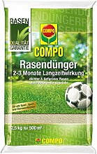 Compo Rasendünger mit Langzeitwirkung Aktion 12,5