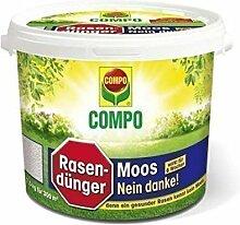 Compo Rasendünger Moos - Nein Danke 7,5kg für